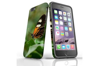 For iPhone 6S Plus Case, Protective Back Cover, Heliconius Butterfly