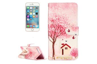 For iPhone 8 PLUS,7 PLUS Wallet Case,Elegant Fairy Tale Durable Protective Cover