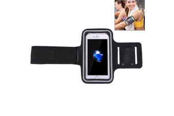 For iPhone 8PLUS/7PLUS/6PLUS Armband,Durable Modish Sports Shielding Cover,Black