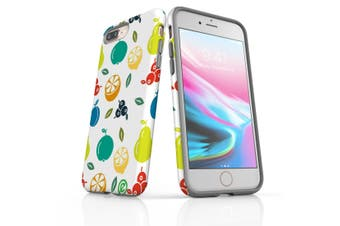 For iPhone 8 Plus Shielding Back Case, Fruit
