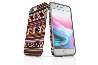 For iPhone 8 Plus Protective Case Unique Phone Cover, Cloth