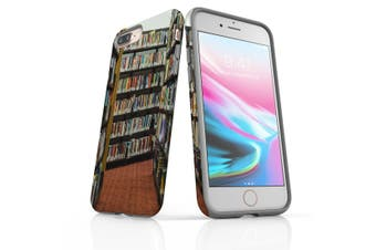 For iPhone 8 Plus / 7 Plus Shielding Case, Library Books