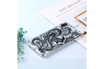 For iPhone XS MAX Cover,Shockproof Slim Thin Soft Mobile Phone Case,Phoenix Tail