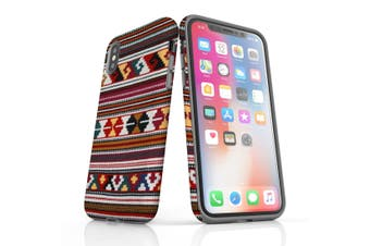 For iPhone XS & X Protective Case Unique Phone Cover, Cloth