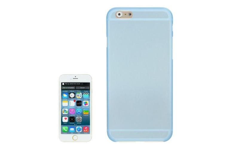 For iPhone 6S,6 Case,Modern Ultra-thin High-Quality Shielding Cover,Blue