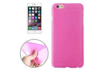 For iPhone 6S PLUS,6 PLUS Case,Smart Anti-Slip Durable Shielding Cover,Magenta