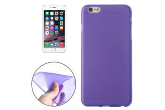 For iPhone 6S PLUS,6 PLUS Case,Smart Anti-Slip Durable Shielding Cover,Purple