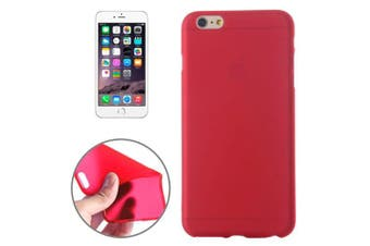 For iPhone 6S PLUS,6 PLUS Case,Smart Anti-Slip Durable Shielding Cover,Red
