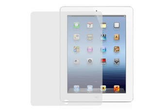 For iPad 2,3,4,Transparent High-Quality PET Plastic Durable Screen Protector