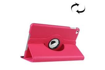 For iPad Mini 4 Case, Leather High-Quality Durable Shielding Cover,Magenta