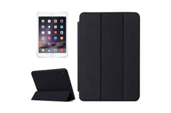 For iPad Mini 4 Case,Smart High-Quality Durable Shielding Cover,Black