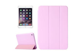 For iPad Mini 4 Case,Smart High-Quality Durable Shielding Cover,Pink