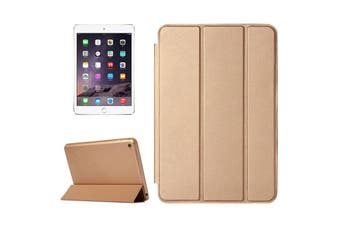 For iPad Mini 4 Case,Smart High-Quality Durable Shielding Cover,Gold