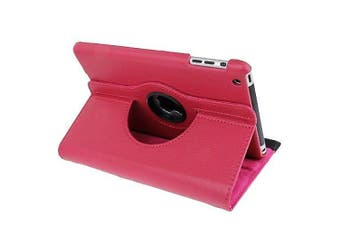 For iPad mini 1 / 2 / 3 Case, Durable High-Quality Leather Cover,Pink