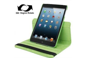 For iPad mini 1 / 2 / 3 Case, Durable High-Quality Leather Cover,Green