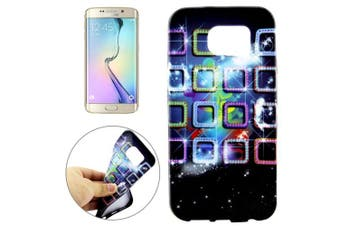 For Samsung Galaxy S7 EDGE Case Glittery Boxes High-Quality Shielding Cover