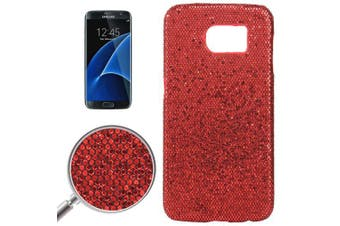For Samsung Galaxy S7 EDGE Case Modern Flash Durable Shielding Cover Red