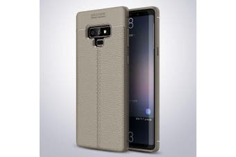 For Samsung Galaxy Note 9 Case,TPU Shockproof Slim Back Mobile Phone Cover,Grey