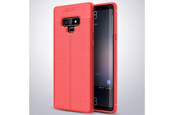 For Samsung Galaxy Note 9 Case,TPU Shockproof Slim Back Mobile Phone Cover,Red