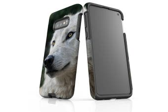 For Samsung Galaxy S10e Case, Armour Tough Cover, Wolf