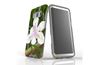 For Samsung Galaxy S8 Case Armour Cover, Blossoming