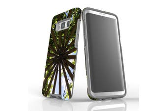 For Samsung Galaxy S8 Case Armour Cover, Garden Ceiling