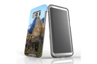 For Samsung Galaxy S8 Case Armour Cover, Machu Picchu