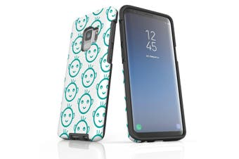 For Samsung Galaxy S9 Protective Case  Baby Head