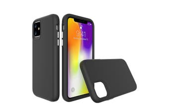 For iPhone 11 Case  Shockproof Protective Strong Cover Black