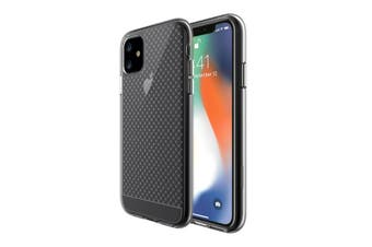 For iPhone 11 Case, Shockproof Protective Clear Grippy Phone Cover Transparent