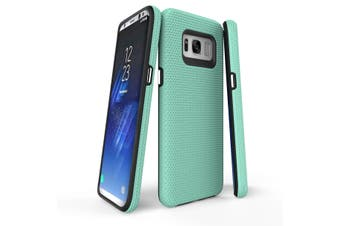 For Samsung Galaxy S8 Case  Mint Armour Protective Durable Slim Phone Cover