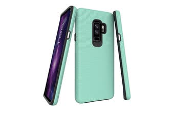 For Samsung Galaxy S9+ PLUS Case, Mint Armor Shockproof Protective Phone Cover