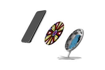 QI Wireless Charger For iPhone 11 Samsung Galaxy S20+ S20 Ultra Note 10+ Window