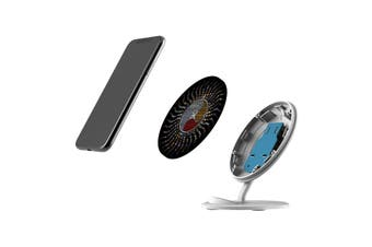 QI Wireless Charger For iPhone 11 Samsung Galaxy S20+ S20 Ultra Note 10+ Whole