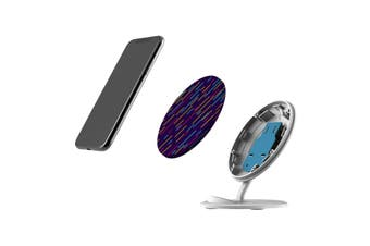 QI Wireless Charger For iPhone 11 Samsung Galaxy S20+ S20 Ultra Note 10+ Lines