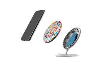 QI Wireless Charger For iPhone 11 Samsung Galaxy S20+ S20 Ultra Note 10+ Playful