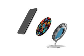 QI Wireless Charger For iPhone 11 Samsung Galaxy S20+ S20 Ultra Note 10+ Joyful