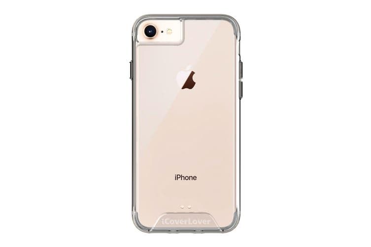 For iPhone SE (2020) / 8 / 7, 6 & 6S Case  Clear Cover Thin Transparent