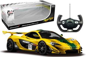 Mclaren P1 GTR Remote Control Racing Car 1:14