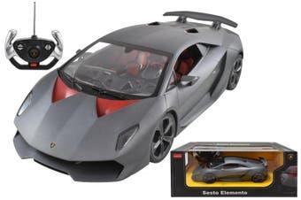 Lamborghini Sesto Elemento Remote Control Racing Car 1:14