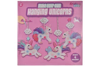 Make Your Own Hanging Unicorns