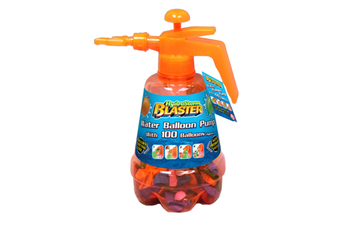 Water Balloon Pump With 100 Balloons
