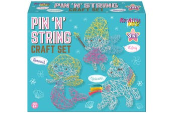 Pin & String Large Craft Set