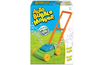 Auto Bubble Lawn Mower
