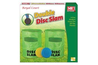Disc Slam Game