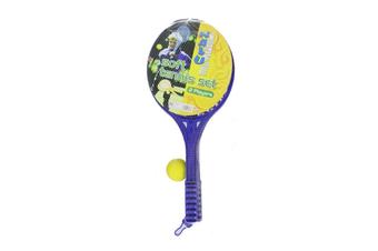 Soft Tennis Set in Blue