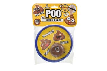 Sticky Poop Pad Catch Game