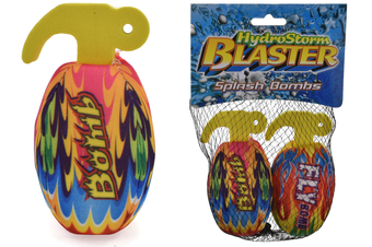 Splash Bombs