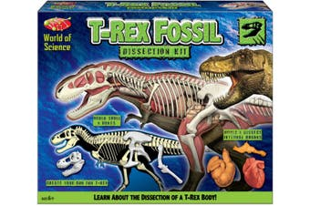 T-Rex Fossil Dissection Kit