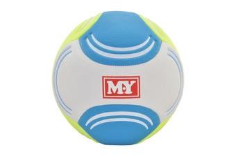 Beach Soccer Ball in Blue